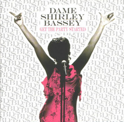 CD: Shirley Bassey - Get the Party Started