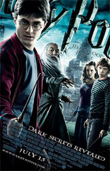 MOVIES: Harry Potter 6 half-blood